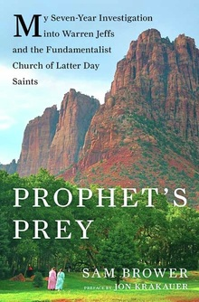 Prophets Prey by Sam Brower book cover