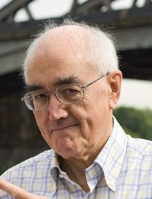 James Burke science historian