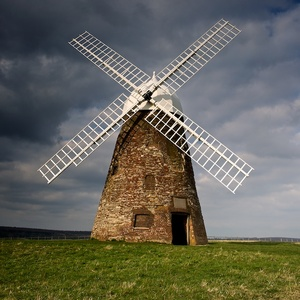Halnaker Windmill Sussex England