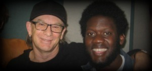 Trevor Reekie and Michael Kiwanuka Access All Areas