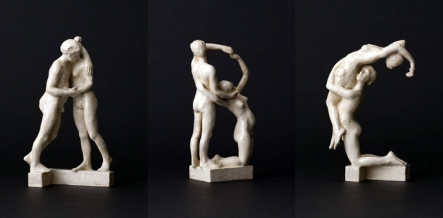 Sculpture by Greer Twiss