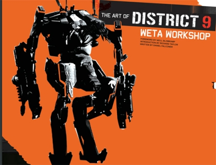 The Art of District 9.
