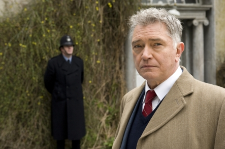 Martin Shaw in George Gently.