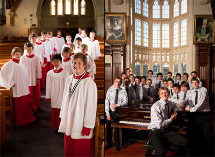 christ college choir