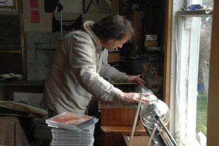 Alastair Galbraith glass harmonium