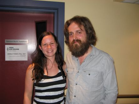 kirsten and iron + wine