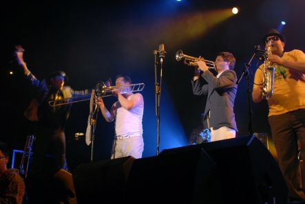 Fat Freddy's Drop live at Roundhouse
