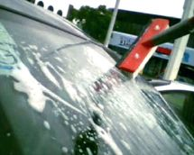 windscreen washing