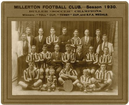 Millerton football club