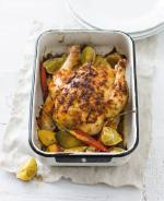 p lemon and lime roasted chicken