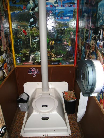 Mussel Inn January composting toilet small