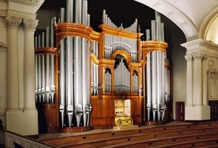 Auckland Town Hall Organ