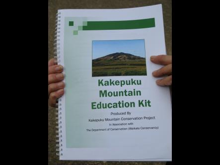 The Educational Book produced by the Hoverds