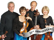 The New Zealand String Quartet 25th Anniversary