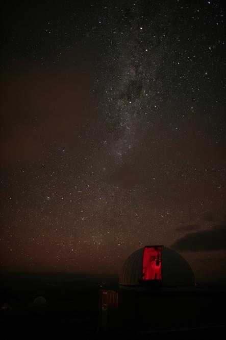astronomy mt john observatory
