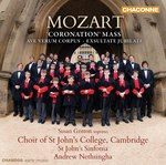 CHAN Mozart CD cover