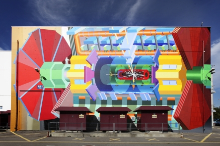 ATLAS mural