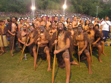 NZ at Festival of Pacific Arts Te Matarae i o Rehu Photo by Puawai Cairns