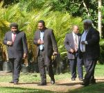 Political leaders from Melanesia meet to discuss the challenges ahead