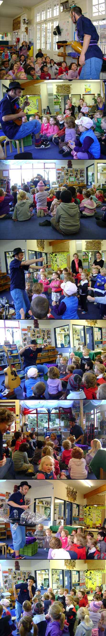 Levity Beet at Brooklyn Kindergarten
