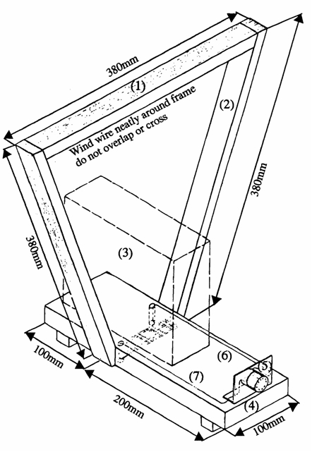 frame aerial diagram