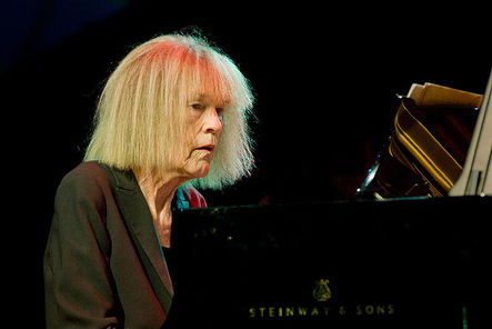 Carla Bley at moers festival_2012