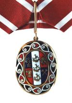 Badge of the Order of New Zealand:The country's highest honour