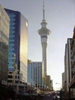 The Sky Tower, Auckland