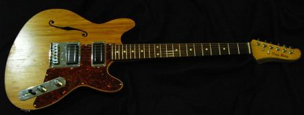 Dave Berry guitar