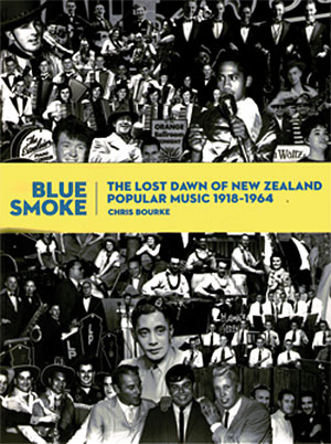 Blue Smoke - book cover