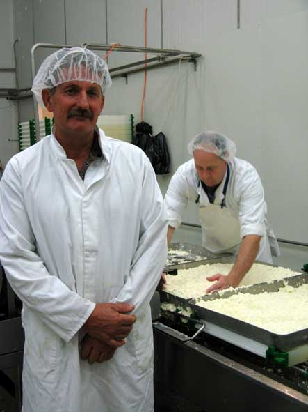 Waimata Cheese founder Rick Thorpe.