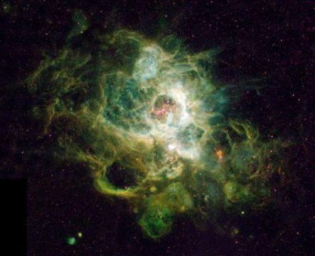 Nursery of New Stars