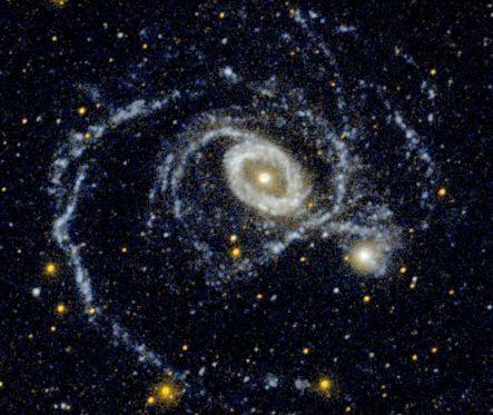 Silver Dollar Galaxy NGC