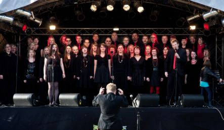 Christchurch Pops Choir