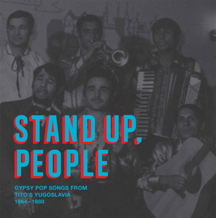 stand up people album cover