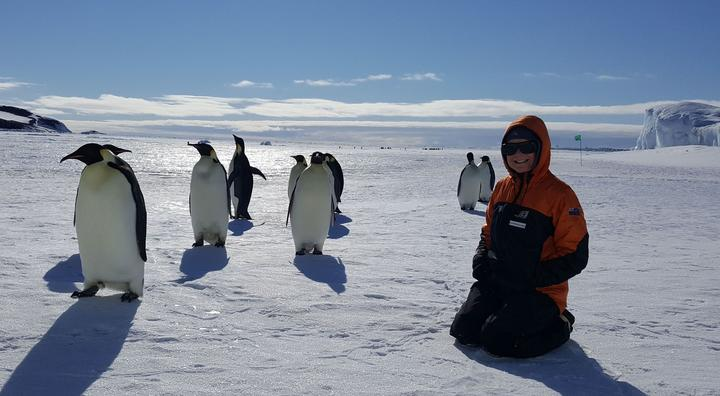 Photo for Our Changing World in Antarctica