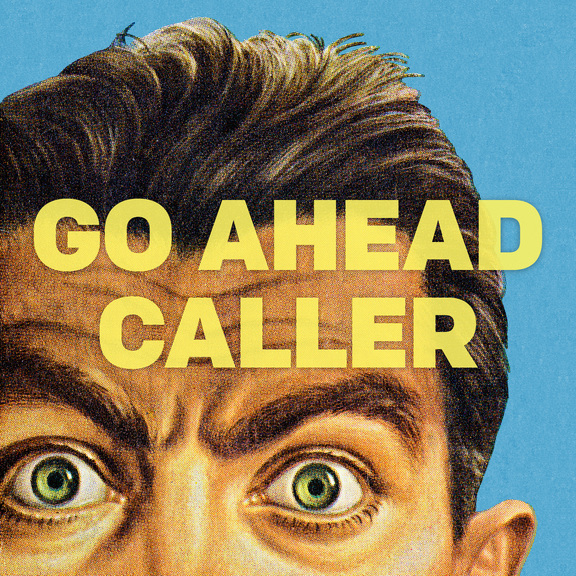 Small go ahead caller icon