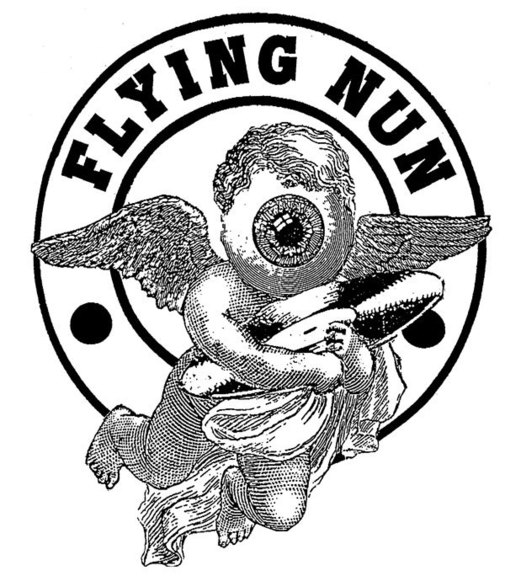 Small flying nun eyeball logo