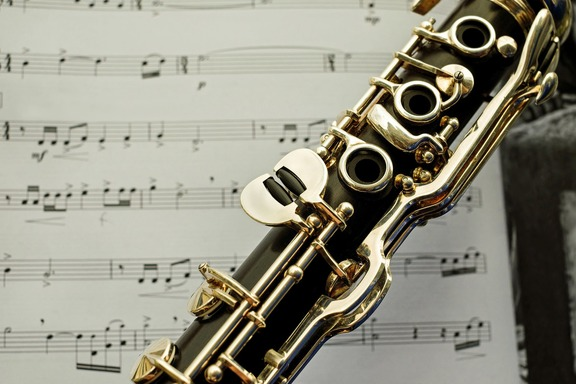 Photo for For love of the ... clarinet