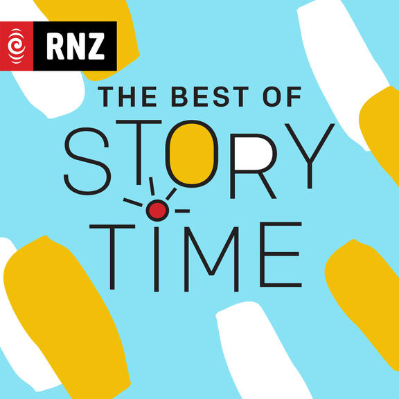 Cover graphic for the Best of Storytime podcast
