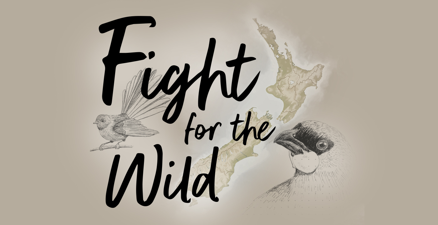 Graphic for Fight for the Wild