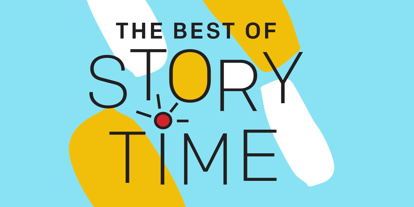 Graphic for Best of Storytime RNZ