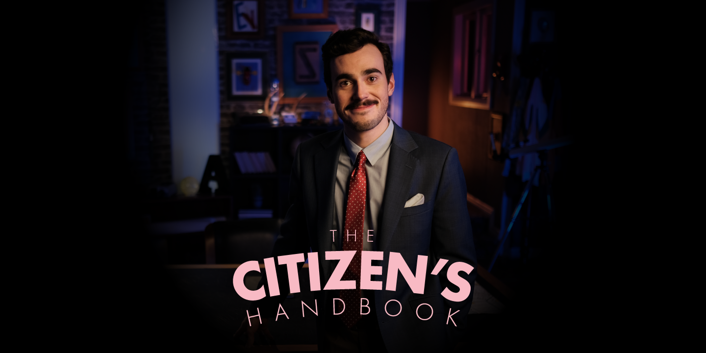 Graphic for The Citizen's Handbook