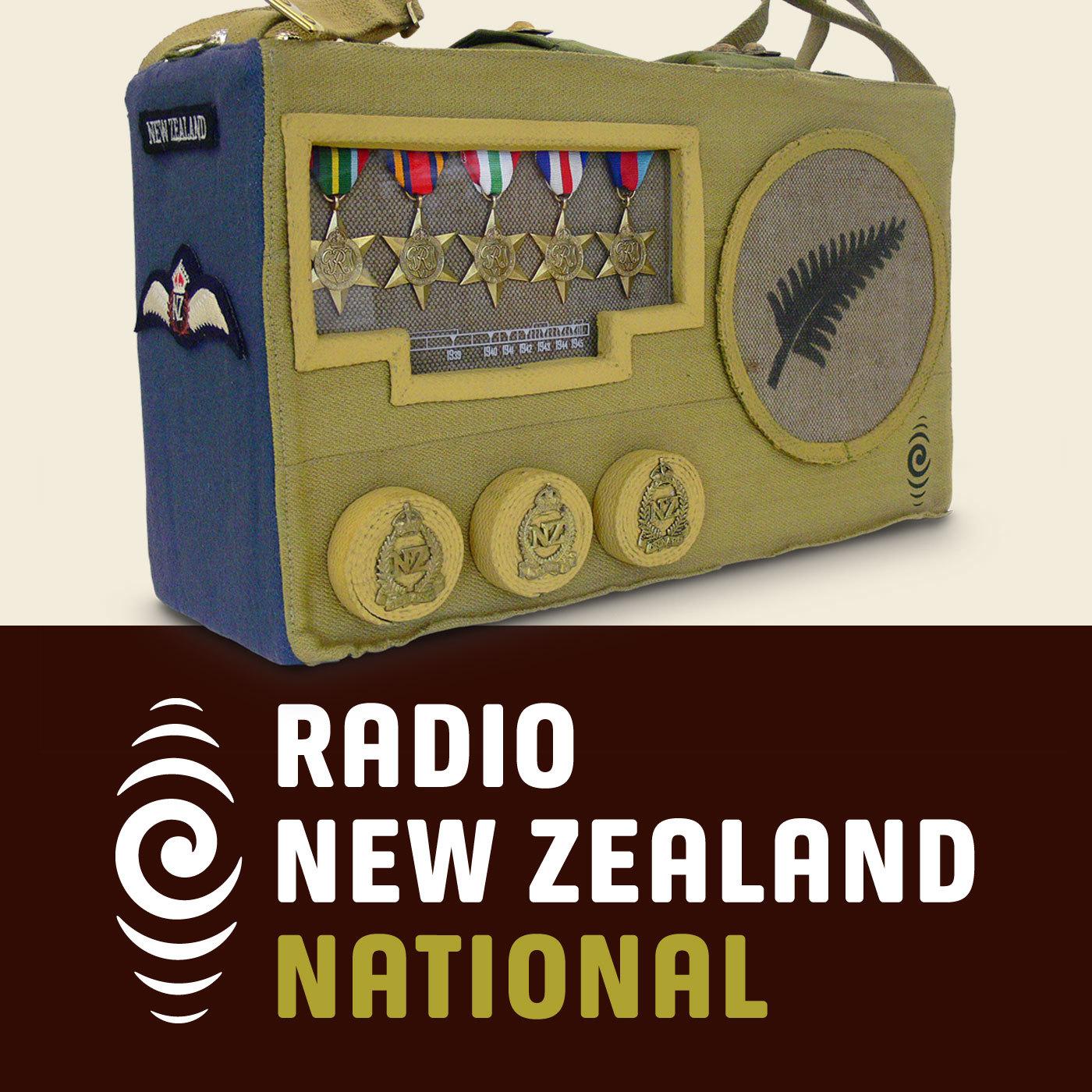 RNZ: Sounds Historical