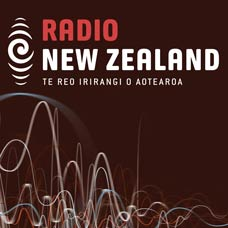 Radio NZ branding